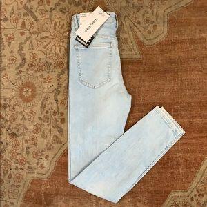 Zara Hi-Rise Skinny Jean